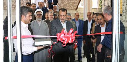 فاز دوم بخش دیالیز دانشگاه علوم پزشکی کاشان افتتاح شد