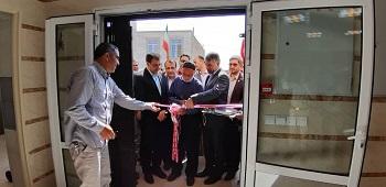 مرکز خدمات جامع سلامت حسین آباد و خانه بهداشت علی آباد به بهره برداری رسید