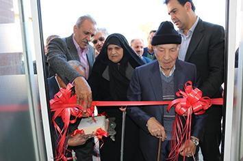 افتتاح درمانگاه تخصصی بیمارستان سید الشهدا (ع)